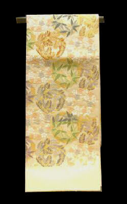 正絹 袋帯 NO3西陣唐織袋帯仕立て上がり品送料無料【smtb-TD】【yokohama】