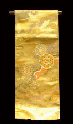 正絹 袋帯 NO8西陣引箔とみやの袋帯仕立上がり品送料無料【smtb-TD】【yokohama】