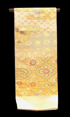 正絹 袋帯 NO9西陣袋帯仕立て上がり品送料無料【smtb-TD】【yokohama】