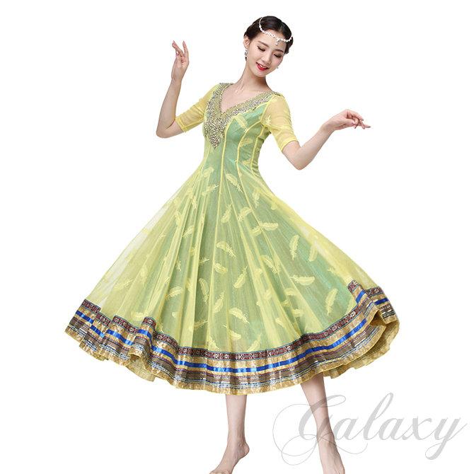インドダンス ベリーダンス ボリウッド ワンピース 全店販売中 買い取り 発表会 舞台 ryblw01592 演出 高品質ダンス衣装 送料無料 ステージ ダンス衣装