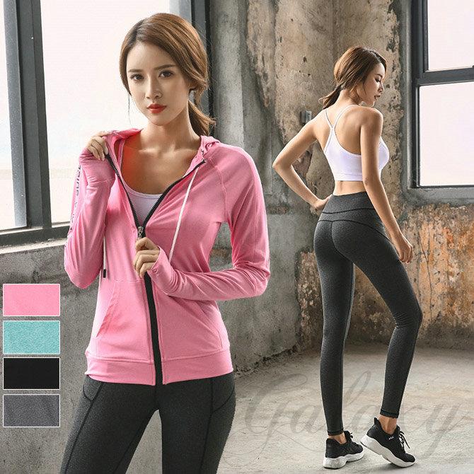 ヨガウエア yoga アウトドア ランニング 4色 3点セット 練習服 ジム スポーツウエア S-XLサイズ ygt1071