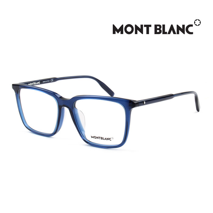メガネ モンブラン 幅広い年齢層や 男女構わず憧れの魅力をお伝え致します MONTBLANC 保証 メンズ レディース 男女兼用 並行輸入品 伊達眼鏡 大人可愛い 003 オシャレ MB0011OA 上品