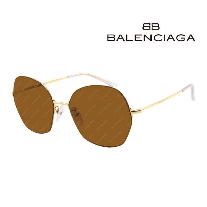 ご注文で当日配送 サングラス バレンシアガ 幅広い年齢層や 超目玉 男女構わず憧れの魅力をお届けします BALENCIAGA メンズ レディース UVカット 上品オシャレ 大人可愛い BB0014S 005 並行輸入品