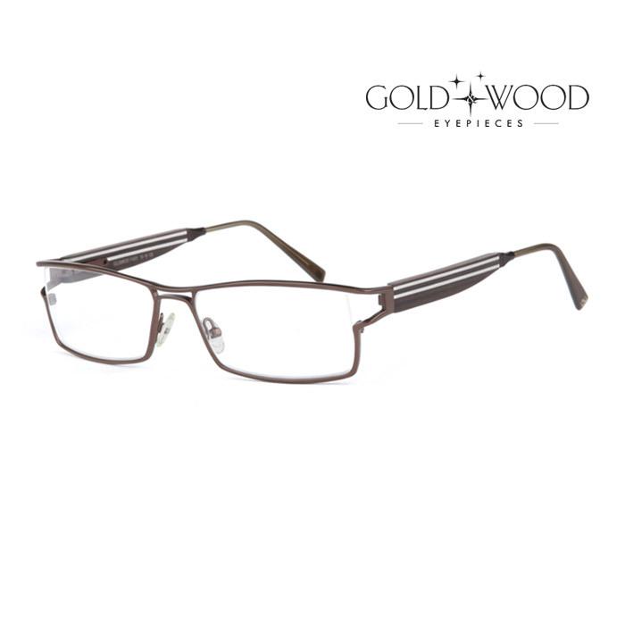 モデル着用&注目アイテム 幅広い年齢層や 男女構わず憧れの魅力をお伝え致します GOLDWOOD ゴールドアンドウッド メガネフレーム メンズ レディース I21.53 GW 高い素材 上品 並行輸入品 オシャレ 大人可愛い 伊達眼鏡