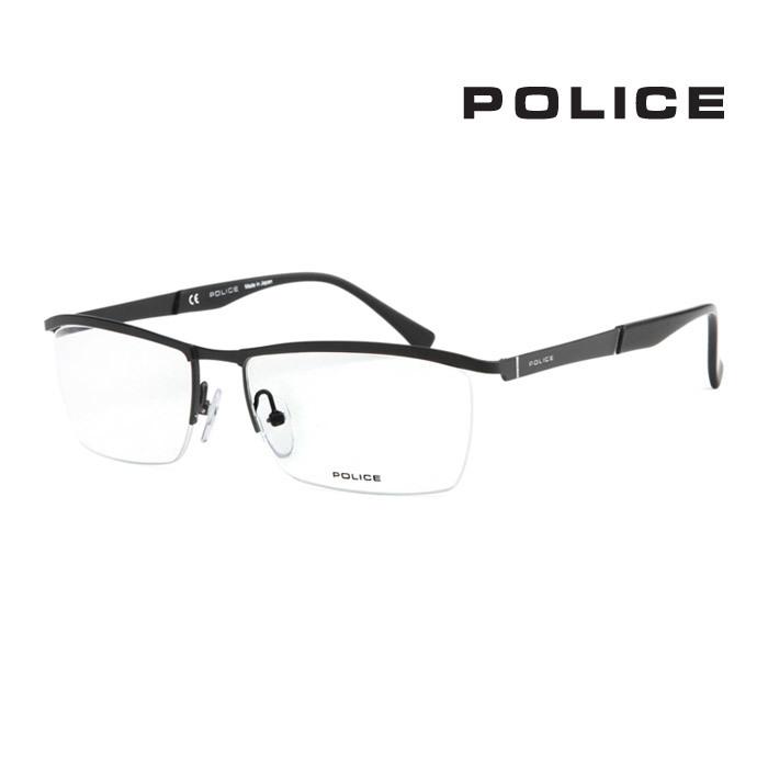 幅広い年齢層や 限定タイムセール 男女構わず憧れの魅力をお伝え致します POLICE ポリス メガネフレーム メンズ 爆売りセール開催中 レディース オシャレ 531 伊達眼鏡 大人可愛い 上品 V8973 並行輸入品