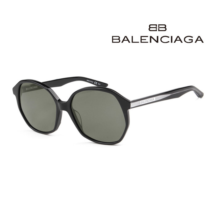 サングラス 安い バレンシアガ 幅広い年齢層や 男女構わず憧れの魅力をお届けします BALENCIAGA OUTLET SALE メンズ レディース 大人可愛い 上品オシャレ UVカット 001 BB0005S 並行輸入品