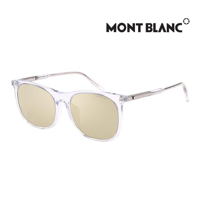 サングラス モンブラン 幅広い年齢層や 男女構わず憧れの魅力をお届けします MONTBLANC メンズ メーカー公式 レディース 大人可愛い 上品オシャレ MB0008SA 005 並行輸入品 セットアップ UVカット