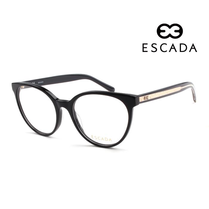 メガネ エスカーダ 幅広い年齢層や 男女構わず憧れの魅力をお伝え致します ☆送料無料☆ 当日発送可能 ESCADA メンズ レディース 上品 伊達眼鏡 並行輸入品 最新アイテム オシャレ 大人可愛い VES 700 B23