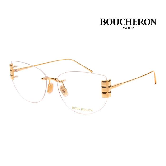 メガネ ブシュロン 幅広い年齢層や 男女構わず憧れの魅力をお伝え致します BOUCHERON ブランド品 メンズ レディース 安値 オシャレ 上品 大人可愛い 伊達眼鏡 並行輸入品 002 BC0052O