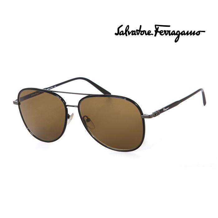 市場 フェラガモ サングラス SALVATORE FERRAGAMO サルヴァトーレフェラガモ メンズ レディース 並行輸入品 SF181S UVカット 大人可愛い 上品オシャレ 001 期間限定特価品
