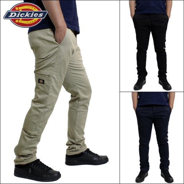 37cb110abfe Dickies (Dickies) WP811 work pants double knee pants skinny stretch pants  chinos pants bottoms work wear work clothes SKINNY FIT DOUBLE KNEE WORK  PANTS 3 ...