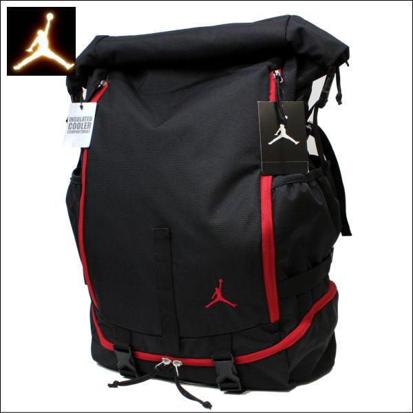 c03480f41b9 NIKE JORDAN (Nike, Jordan) backpack roll top backpack day bag JUMPMAN ROLL  TOP ...