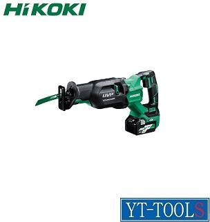 HiKOKI (コードレス)セーバーソー【型式 CR36DA(XP)】(36V 2.5Ah)《電動工具/切断工具/充電式/現場/プロ/職人/DIY》
