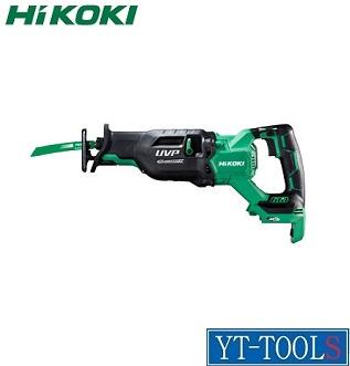 HiKOKI (コードレス)セーバーソー【型式 CR36DA(NN)】(36V)《電動工具/切断工具/充電式/現場/プロ/職人/DIY》※本体のみ