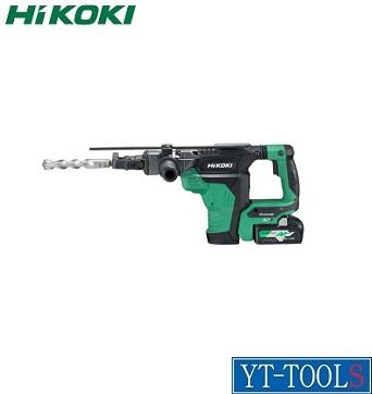 HiKOKI (コードレス)ハンマドリル【型式 DH36DSA(2WP)】(36V MV4.0Ah)《電動工具/穴あけ/土木作業/現場/プロ/職人》※フルセット・メーカー取寄せ品