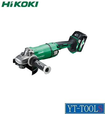 HiKOKI (コードレス)ディスクグラインダ【型式 G3618DA(2WP)】(36V MV4.0Ah)《電動工具/研削・研磨/充電式/現場/プロ/職人/DIY》