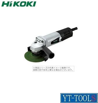 メーカー:日立工機 発売日: HiKOKI 最安値挑戦 ブランド激安セール会場 電気ディスクグラインダ 型式 G13S5 E 125mm プロ サンダ DIY》 グラインダ 《電動工具 職人 強力型