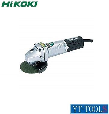HiKOKI 電気ディスクグラインダ【型式 G10MH】[100mm]《電動工具/強力型/サンダ/グラインダ/プロ/職人/DIY》