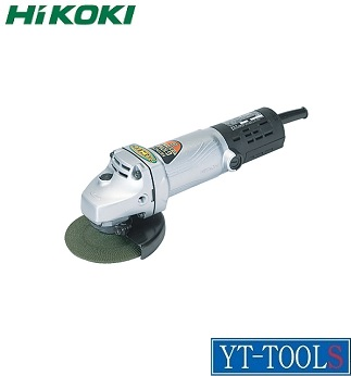 HiKOKI 電気ディスクグラインダ【型式 G10ML】[100mm]《電動工具/強力型/サンダ/グラインダ/プロ/職人/DIY》