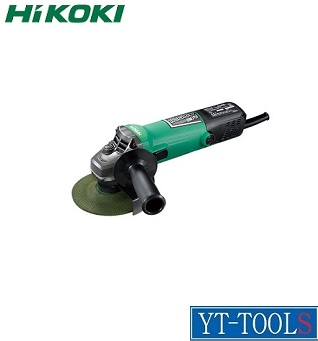 HiKOKI 電気ディスクグラインダ【型式 G13S6(SSS)】《電動工具/研削・研磨/サンダ/プロ/職人/DIY》
