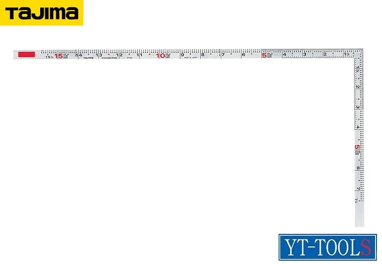 2020 メーカー:TAJIMA 発売日:12 14 TAJIMA 等厚曲尺 再再販 型式 KA-S5M 尺5寸 DIY》 50cm プロ 職人 計測用品 《測定 測定工具 曲尺