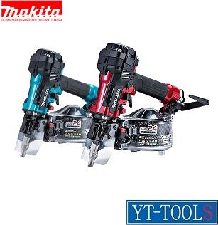 メーカー: 発売日: Makita 高圧エア釘打【型式 AN534(H・HM)】(50mm)《空圧工具/釘打ち機/エア工具/土木作業・大工用品/プロ/職人/現場》※メーカー取寄せ品