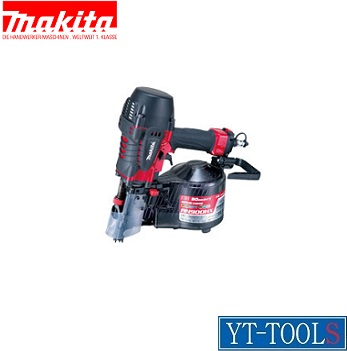 Makita 高圧エア釘打【型式 AN900HX】(90mm)《空圧工具/エア工具/釘打ち機/プロ/職人/現場/大工作業》※メーカー取寄せ品