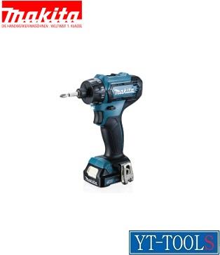 Makita 充電式ドライバドリル【型式 DF033DSHX】(10.8V 1.5Ah)《電動工具/締付け・穴あけ/プロ/整備/職人/DIY》