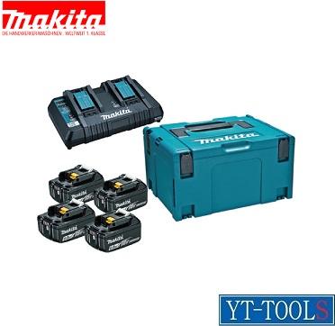 Makita パワーソースキット2【型式 A-67094】(18V)《電動工具/マキタ製充電器/バッテリー・充電器/プロ/職人/整備/DIY》