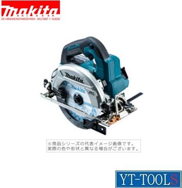 Makita 165mm充電式マルノコ【型式 HS610DZ】(18V)[無線連動非対応]《電動工具/切断/コードレス/プロ/職人/DIY》※本体のみ