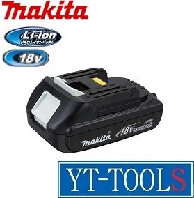 Makita Li-ionバッテリー(18V)【型式 BL1815N(A-60311)】《電動工具/バッテリー/18V/1.5ah用/プロ/職人/DIY》