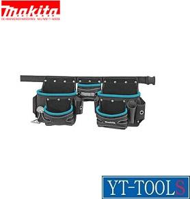 Makita(マキタ) 3ポーチベルトセット【型式 A-53702】《工具袋/バックパック・ツールバッグ/ツールケース/収納用品/プロ/職人/整備/DIY》