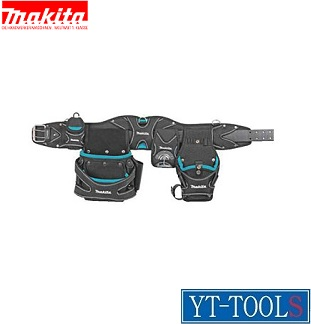 Makita(マキタ) ベルト付4点セット【型式 A-53855】《工具袋/バックパック・ツールバッグ/ツールケース/収納用品/プロ/職人/整備/DIY》