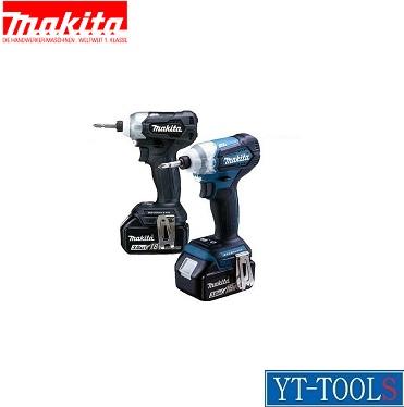 Makita 充電式インパクトドライバ【型式 TD155DRFX(B)】(18V 3.0Ah)《電動工具/穴あけ・締付け/プロ/職人/現場/DIY》
