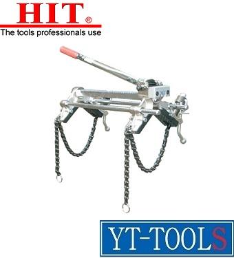 HIT TOOLS パイプ挿入機【型式 PIM200-R】《水道・空調配管用工具/配管用工具/パイプ挿入機/設備工/プロ/職人》※メーカー取寄せ品・メーカー直送品