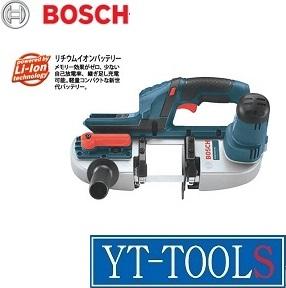 BOSCH(ボッシュ) バッテリーバンドソー【型式 GCB18V-LIH】《電動工具/18V/上向き作業もらくらく/3.0Ah/コードレス/プロ/設備工/DIY/本体のみ》※メーカー取り寄せ品