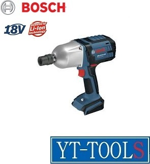 BOSCH(ボッシュ) バッテリーインパクトレンチ【型式 GDS 18V-LIHT】《電動工具/コードレス/ボルトM12~M24対応/ハイパワー/職人・プロ/本体のみ》