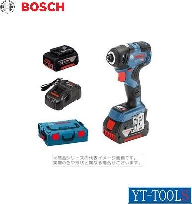 メーカー: 発売日: BOSCH コードレスインパクトドライバー【型式 GDR18V-200C3】(18V 3.0Ah)《電動工具/締付け・穴あけ/充電式/プロ/職人/整備/現場/DIY》
