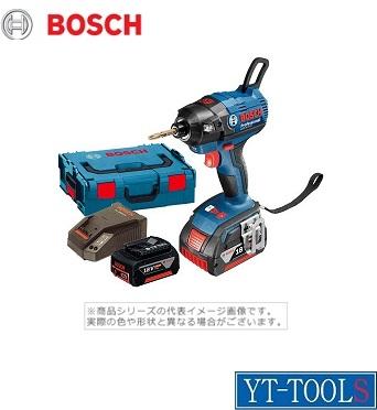 BOSCH コードレスインパクトドライバー【型式 GDR18V-ECN】(18V 4.0Ah・2.0Ah)《電動工具/締付け・穴あけ/充電式/プロ/職人/整備/現場/DIY》