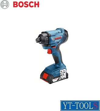 BOSCH コードレスインパクトドライバー【型式 GDR18V-160】(18V 2.0Ah)《電動工具/締付け・穴あけ/充電式/プロ/職人/整備/現場/DIY》