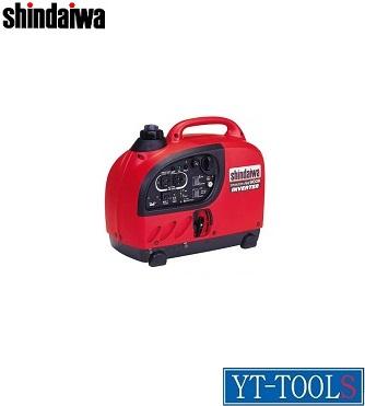 Shindaiwa(やまびこ産業)(インバーター)ガソリン・エンジン発電機【型式 IEG900M-Y/M】《900VA 片手でらくらくのポータブル》《発電機/災害時/非常時/現場/プロ/DIY/家庭向け》※メーカー取寄品・直送品