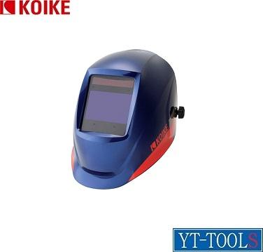 Koike(小池酸素) 自動遮光溶接面[KADF-816S型]【型式 RB001022】《工事·照明用品/溶接用品/溶接面(液晶式)/溶接作業/プロ/職人/整備/DIY》※メーカー取寄せ品