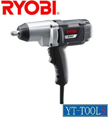 RYOBI インパクトレンチ【型式 IW-3000】《締付け工具/最大トルク300N・m/ケース付/プロ/職人》
