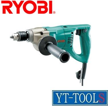 RYOBI ドリル【型式 D-1002】《穴あけ・締付工具/電気ドリル/プロ/DIY》