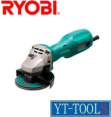 RYOBI スリムグラインダ【型式 RG-100】《研削・研磨工具/極細ボディ/ディスクグラインダ/プロ/職人/DIY》※メーカー取り寄せ品