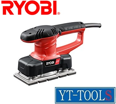 RYOBI サンダ【型式 S-810】《研磨工具/サンダ/日曜大工/DIY向け商品》