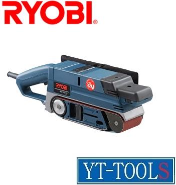 RYOBI ベルトサンダ【型式 BE-3210】《ベルト研磨機/電動工具/研磨・研削/プロ/職人/DIY》