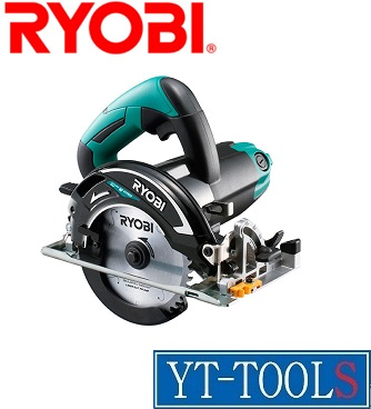RYOBI 電子内装丸ノコ【型式 W-470ED】《切断工具/チップソー/深切タイプ/小型切断機/プロ/職人/DIY》