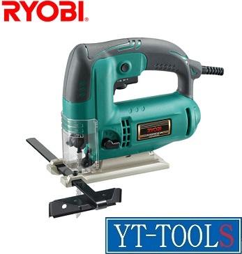 RYOBI ジグソー【型式 J-650VDL】《切断工具/電動/木材・軟鋼板・アルミ等/プロ仕様/職人/DIY》