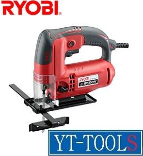 RYOBI ジグソー【型式 J-6500V】《電動工具/切断工具/ジグソー/DIY/日曜大工》
